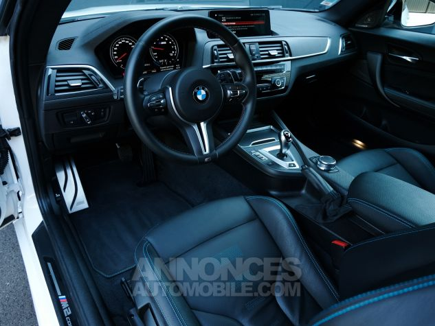 BMW M2 COMPETITION DKG7 Blanc Alpin Occasion - 8