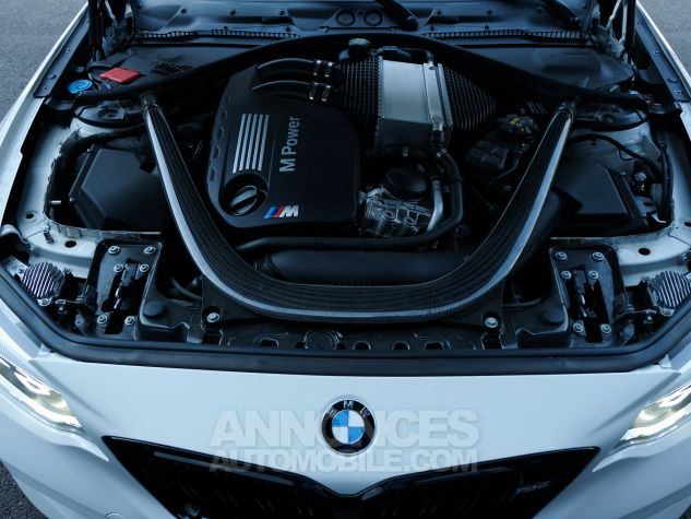 BMW M2 COMPETITION DKG7 Blanc Alpin Occasion - 14