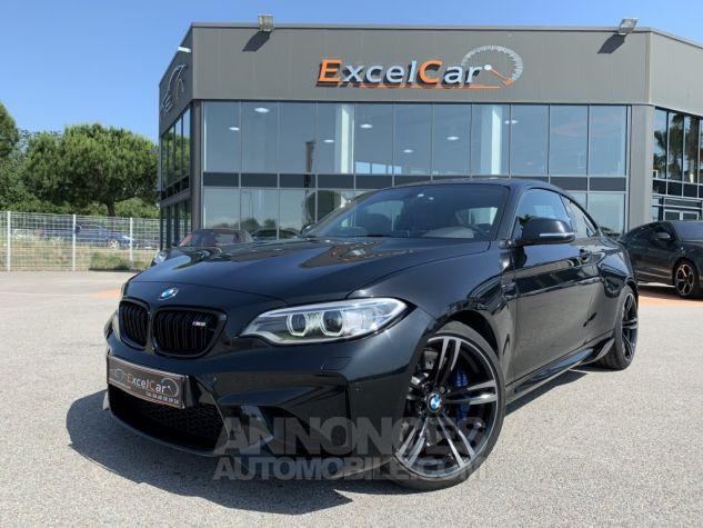 BMW M2 COUPE F87 Saphir noir métallisée Occasion - 1