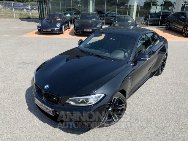 BMW M2 COUPE F87 Saphir noir métallisée Occasion - 2