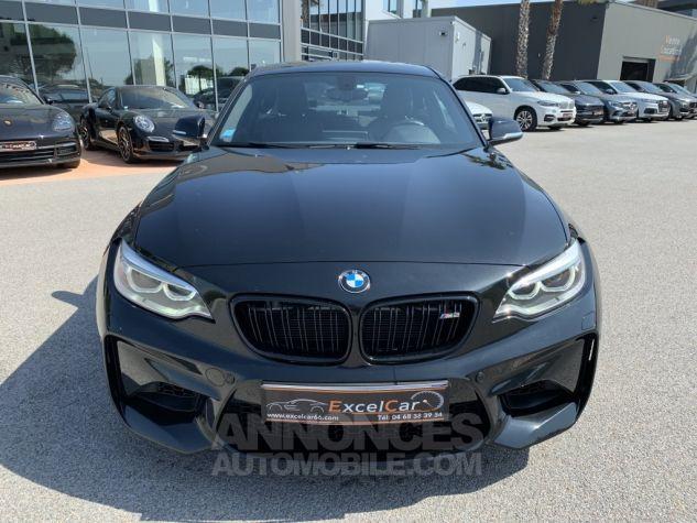 BMW M2 COUPE F87 Saphir noir métallisée Occasion - 4