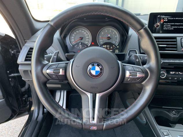 BMW M2 COUPE F87 Saphir noir métallisée Occasion - 12