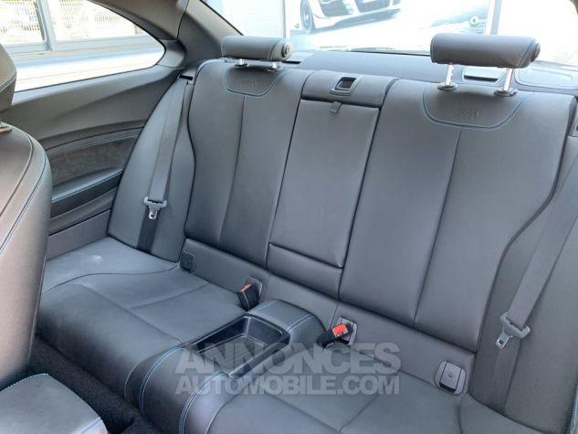 BMW M2 COUPE F87 Saphir noir métallisée Occasion - 19
