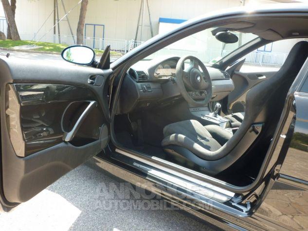 BMW M3 CSL - E46 - 360cv Noire Occasion - 2