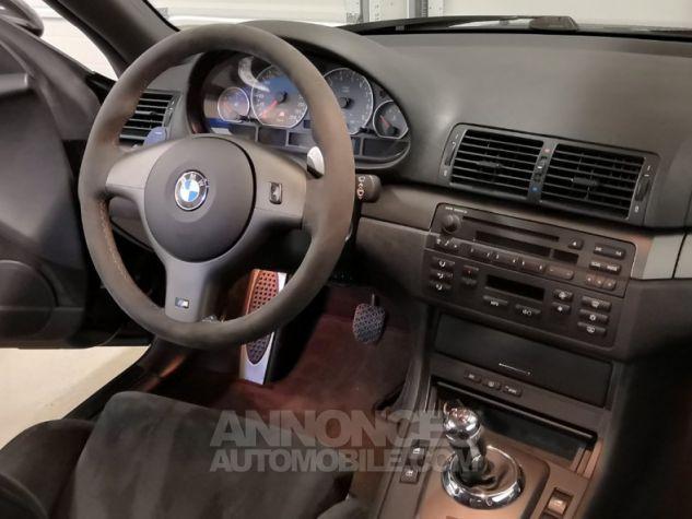 BMW M3 CSL - E46 - 360cv Noire Occasion - 3