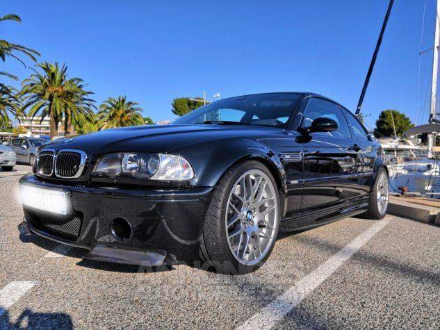 BMW M3 CSL - E46 - 360cv Noire Occasion - 4