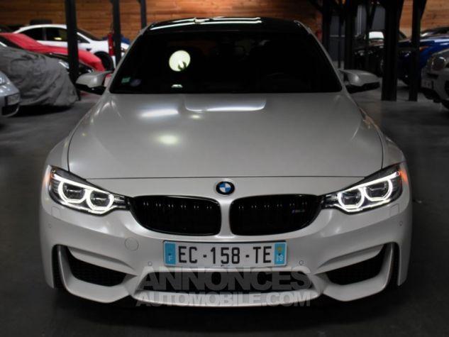 BMW M3 F80  450CH PACK COMPETITION M DKG FROZEN BRILLANTWHITE Occasion - 3