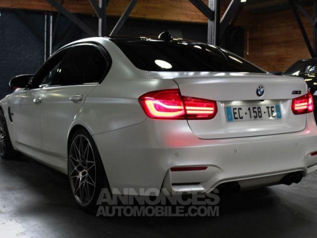 BMW M3 F80  450CH PACK COMPETITION M DKG FROZEN BRILLANTWHITE Occasion - 6