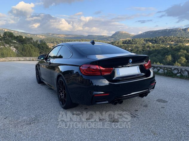 BMW M4 3.0 450CV PACK COMPETITION NOIR METAL Occasion - 3