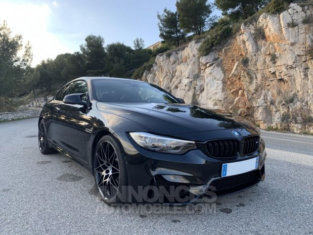 BMW M4 3.0 450CV PACK COMPETITION NOIR METAL Occasion - 7