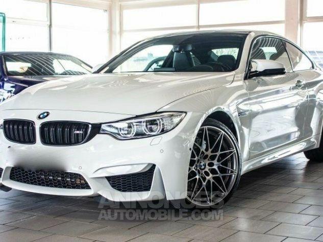 BMW M4 COMPETITION 450 DKG7 Blanc métallisé Occasion - 1