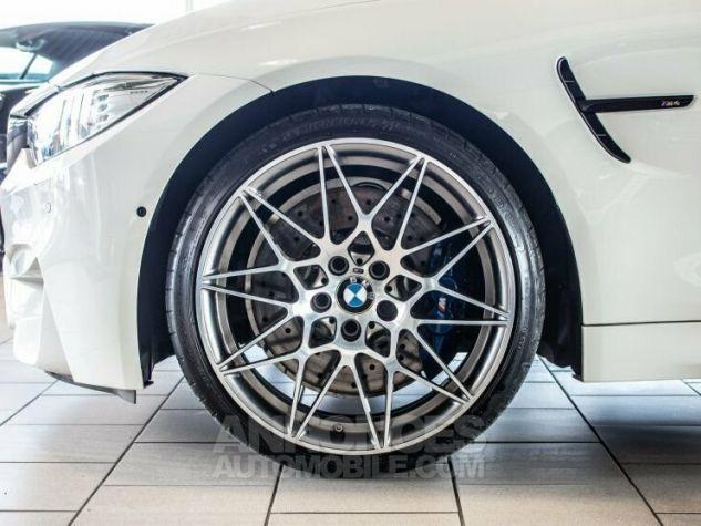 BMW M4 COMPETITION 450 DKG7 Blanc métallisé Occasion - 4