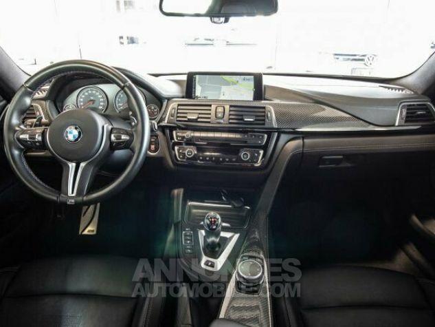 BMW M4 COMPETITION 450 DKG7 Blanc métallisé Occasion - 7