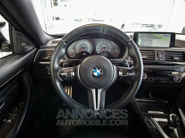 BMW M4 COMPETITION 450 DKG7 Blanc métallisé Occasion - 8