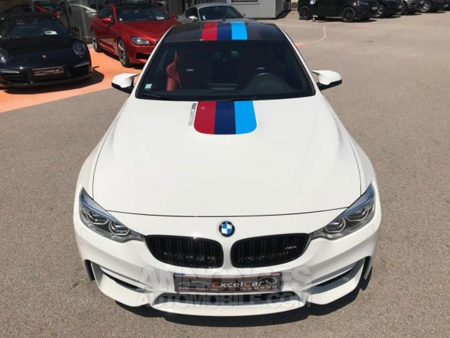 BMW M4 (F82) COUPE 450 PACK COMPETITION DKG BLANC ALPINWEISS Occasion - 4