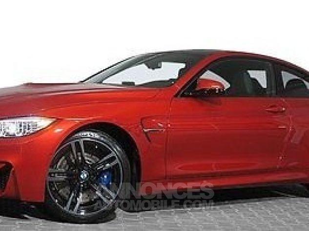 BMW M4 M-Sport Orange Occasion - 0