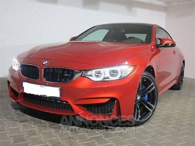 BMW M4 M-Sport Orange Occasion - 2