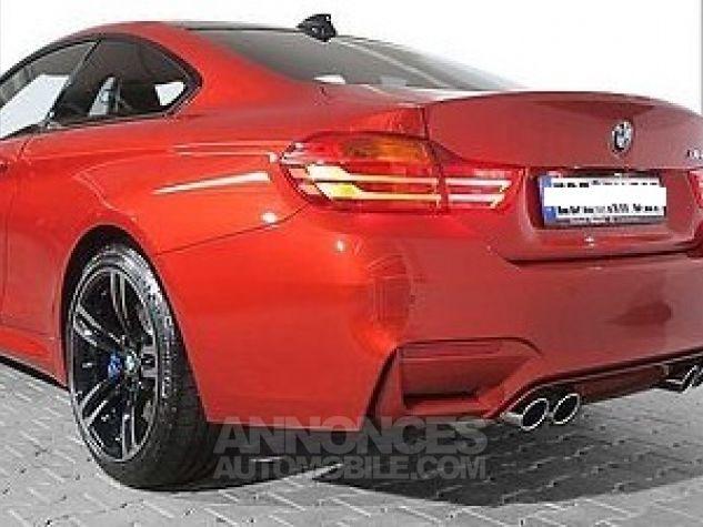 BMW M4 M-Sport Orange Occasion - 3