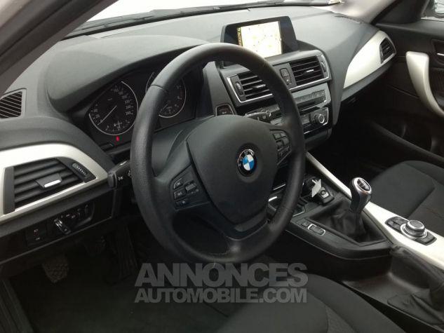 BMW Série 1 114D 95 CH Business Blanc Occasion - 6