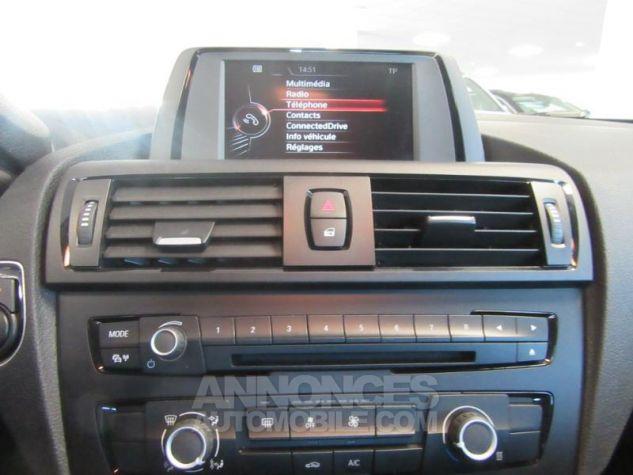 BMW Série 1 114d 95ch Lounge 3p Orange Métal Occasion - 14
