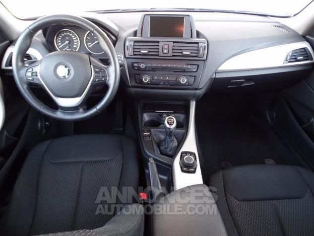 BMW Série 1 114d 95ch Lounge 3p Mineralgrau Metalliee Occasion - 7