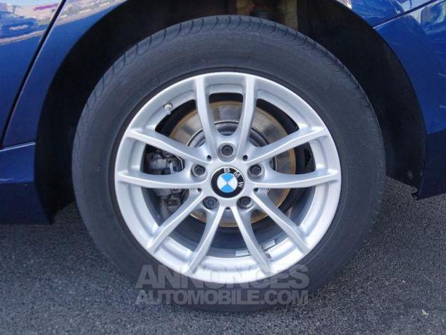 BMW Série 1 114d 95ch Lounge 5p Tiefseeblau metalisee Occasion - 10