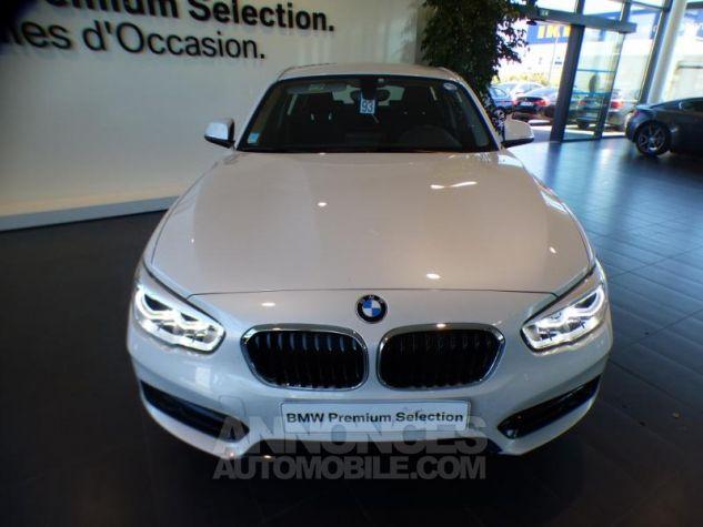 BMW Série 1 116d 116ch Business Design 5p MINERAL WEISS Occasion - 0