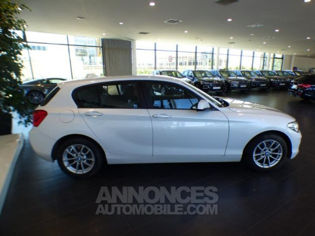 BMW Série 1 116d 116ch Business Design 5p MINERAL WEISS Occasion - 3