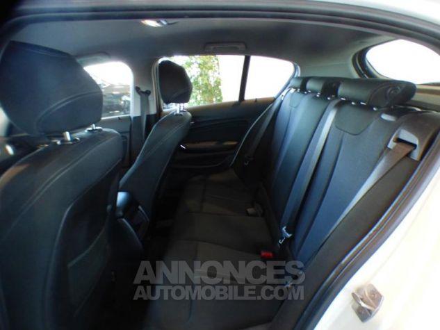 BMW Série 1 116d 116ch Business Design 5p MINERAL WEISS Occasion - 6