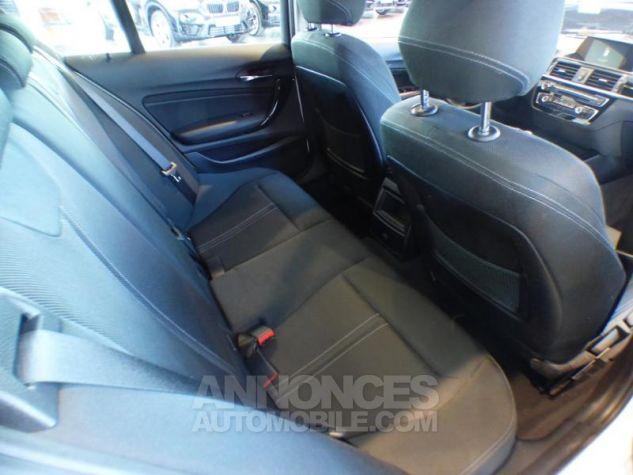 BMW Série 1 116d 116ch Business Design 5p MINERAL WEISS Occasion - 7