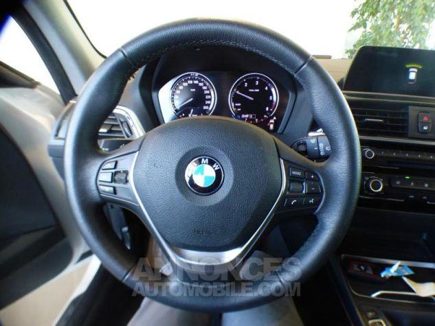 BMW Série 1 116d 116ch Business Design 5p MINERAL WEISS Occasion - 9