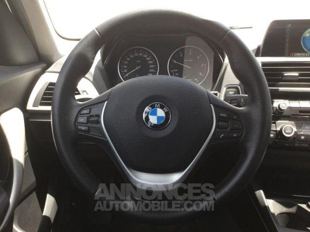BMW Série 1 116d 116ch Lounge 5p BLANC Occasion - 5
