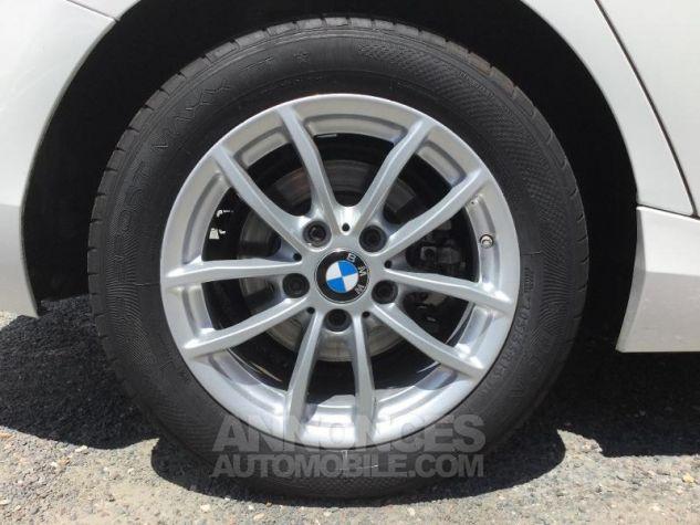 BMW Série 1 116d 116ch Lounge 5p BLANC Occasion - 10