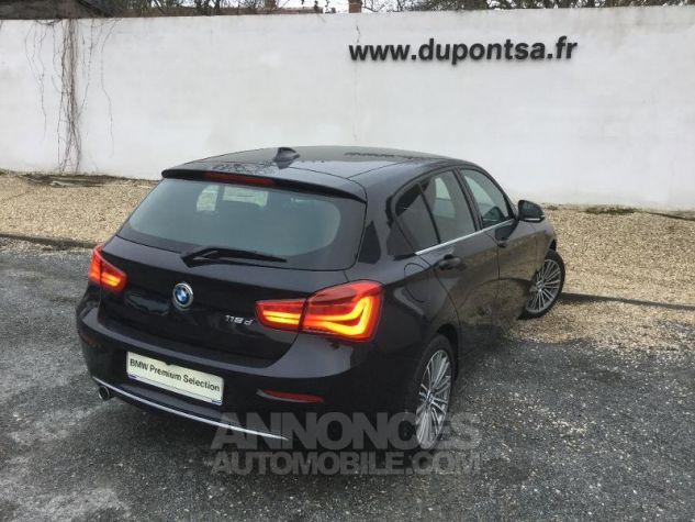 BMW Série 1 116dA 116ch UrbanChic 5p NOIR Occasion - 1