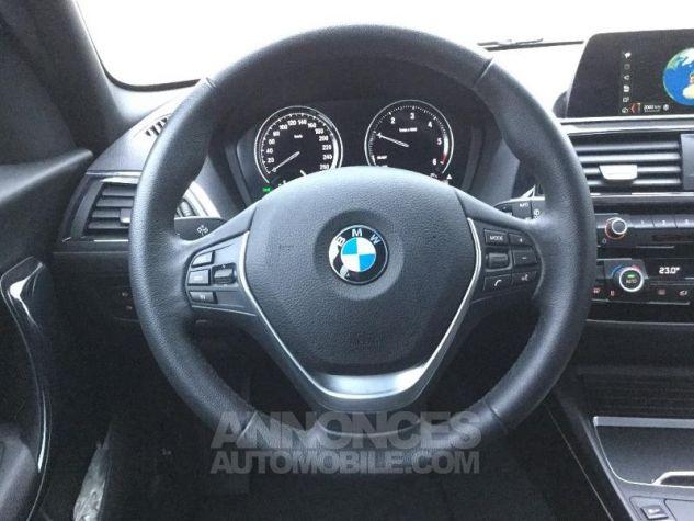 BMW Série 1 116dA 116ch UrbanChic 5p NOIR Occasion - 5