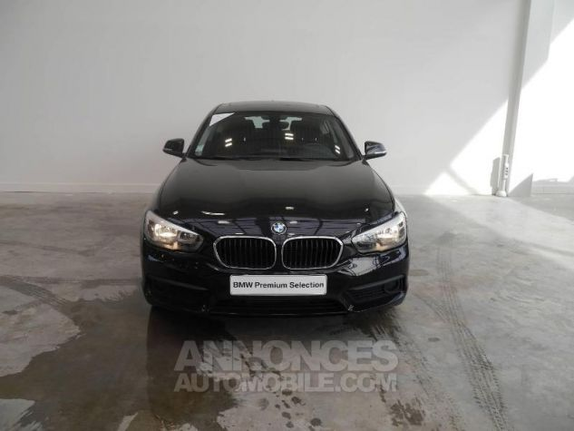 BMW Série 1 116i 109ch Premiere 3p Schwarz Occasion - 4