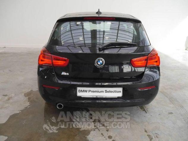 BMW Série 1 116i 109ch Premiere 3p Schwarz Occasion - 5