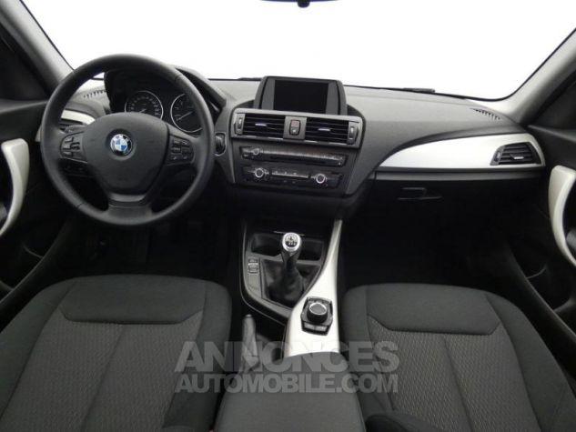 BMW Série 1 116i 136ch Lounge 5p BLANC Occasion - 3