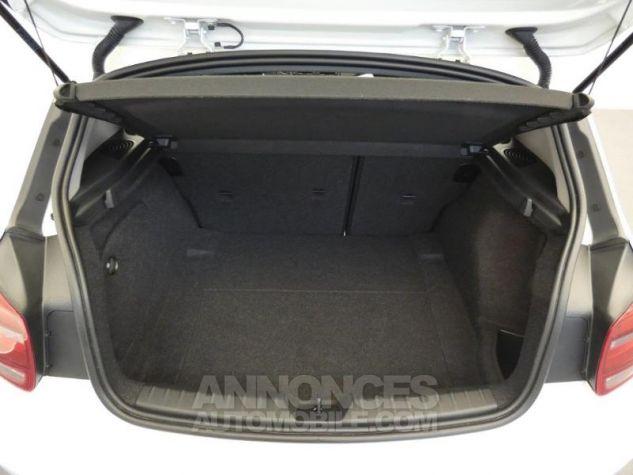 BMW Série 1 116i 136ch Lounge 5p BLANC Occasion - 5