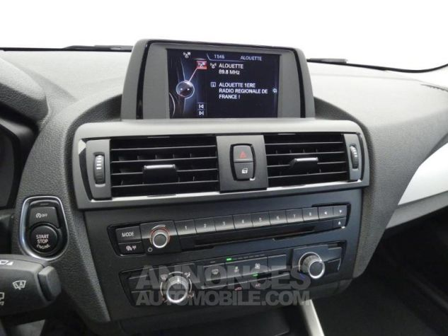 BMW Série 1 116i 136ch Lounge 5p BLANC Occasion - 7