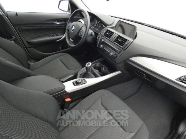 BMW Série 1 116i 136ch Lounge 5p BLANC Occasion - 12