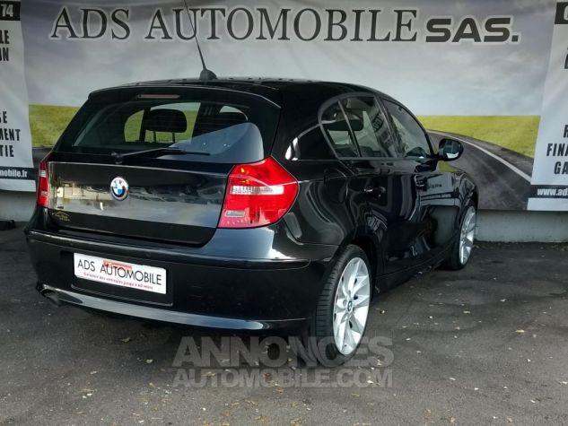 BMW Série 1 118D 143 CH Edition ConnectedDrive Noir Occasion - 1
