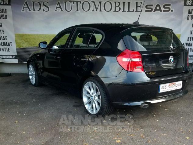BMW Série 1 118D 143 CH Edition ConnectedDrive Noir Occasion - 3
