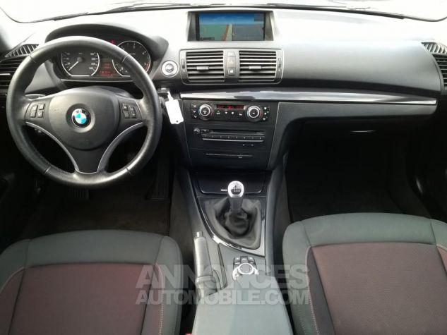 BMW Série 1 118D 143 CH Edition ConnectedDrive Noir Occasion - 4