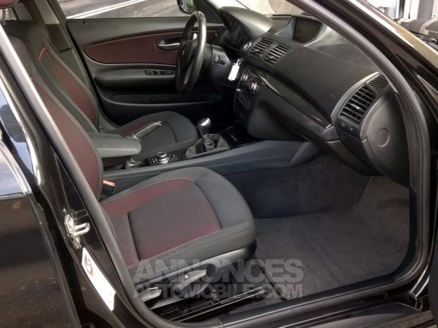 BMW Série 1 118D 143 CH Edition ConnectedDrive Noir Occasion - 5