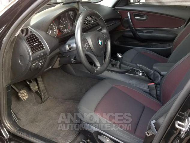 BMW Série 1 118D 143 CH Edition ConnectedDrive Noir Occasion - 6