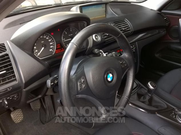 BMW Série 1 118D 143 CH Edition ConnectedDrive Noir Occasion - 7