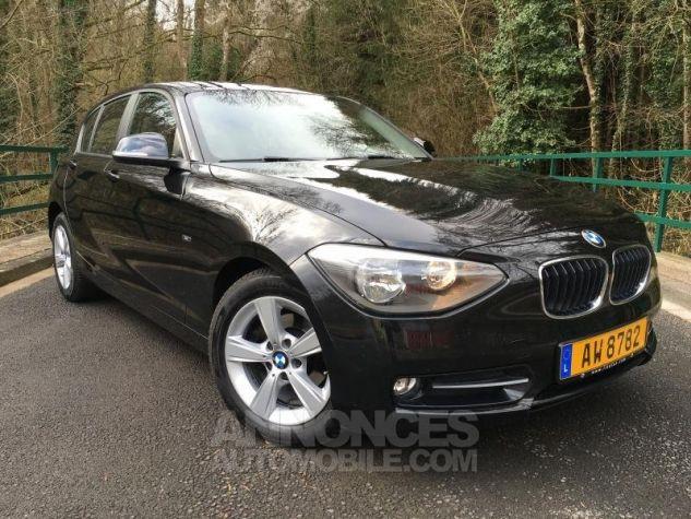 BMW Série 1 118d 143 F20 SportLine NOIR Occasion - 0