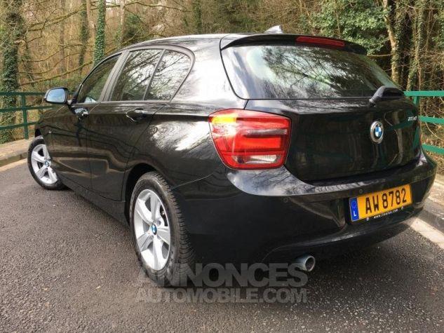 BMW Série 1 118d 143 F20 SportLine NOIR Occasion - 2