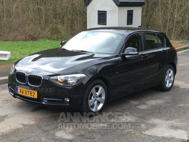 BMW Série 1 118d 143 F20 SportLine NOIR Occasion - 3